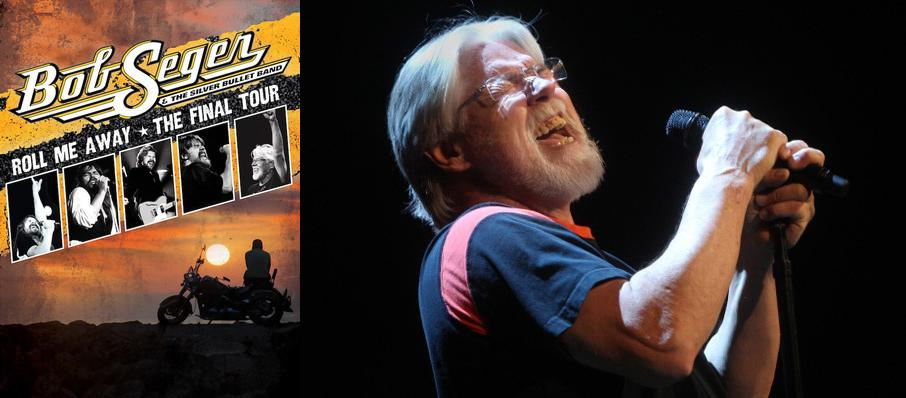 Bob Seger at Brick Breeden Fieldhouse