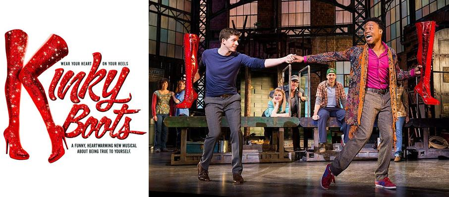 Kinky Boots at Brick Breeden Fieldhouse