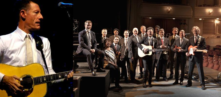 Lyle Lovett & His Large Band at Emerson Center For The Arts & Culture
