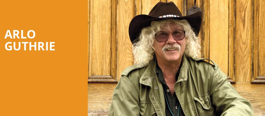Arlo Guthrie, Emerson Center For The Arts Culture, Bozeman